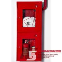 Шкаф пожарный ШП-К1-О2 (Н)ЗК (ШПК-320-НЗК) (540х1280х230) Замок почтовый