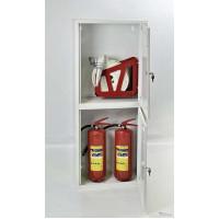 Шкаф пожарный ШП-К1-О2 (Н)ЗБ (ШПК-320-НЗБ) (540х1280х230; Евроручка)