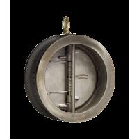 Клапан обратный поворотный CV16.01.100.16.М/Ф DN 100